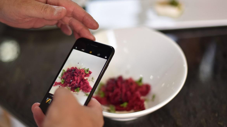 El lado dulce de los vegetales clase con el Chef Roberto Alcocer